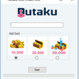 Nutaku Gold Cheats Tool
