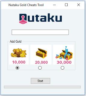 Nutaku Gold Cheats Tool
